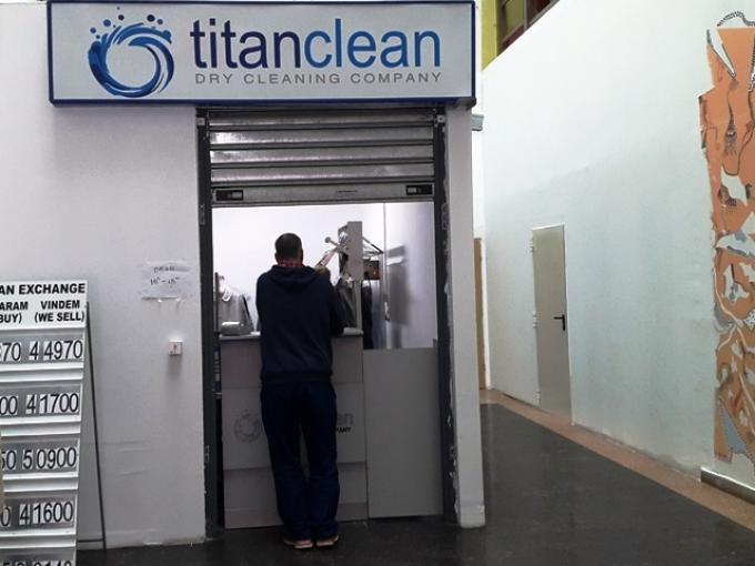 TITAN CLEAN